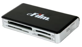 eFilm USB 2.0 Reader-Writer - Universal Multi-Card Format